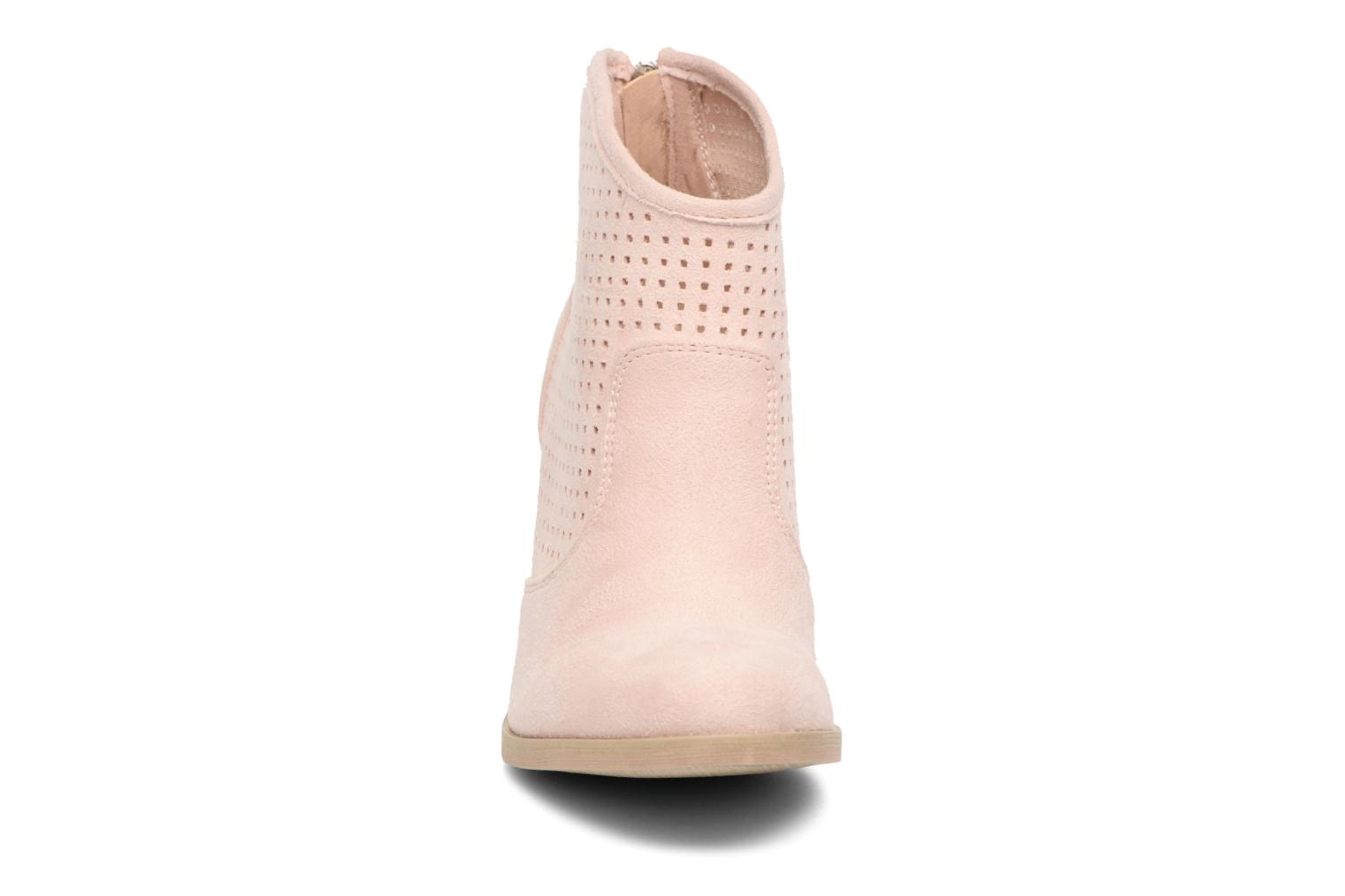 Ankle boots Refresh Lono Pink model view