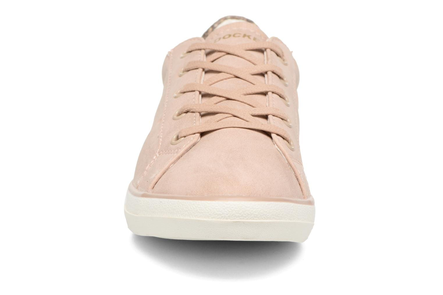 Trainers Dockers Molly Pink model view