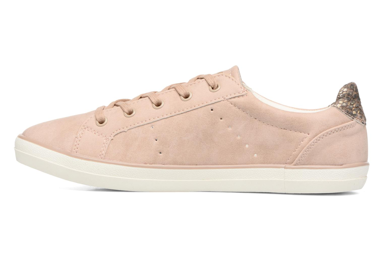 Trainers Dockers Molly Pink front view