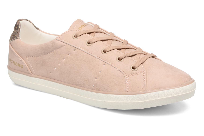Dockers - Damen - Molly - Sneaker - rosa 2l4LJn
