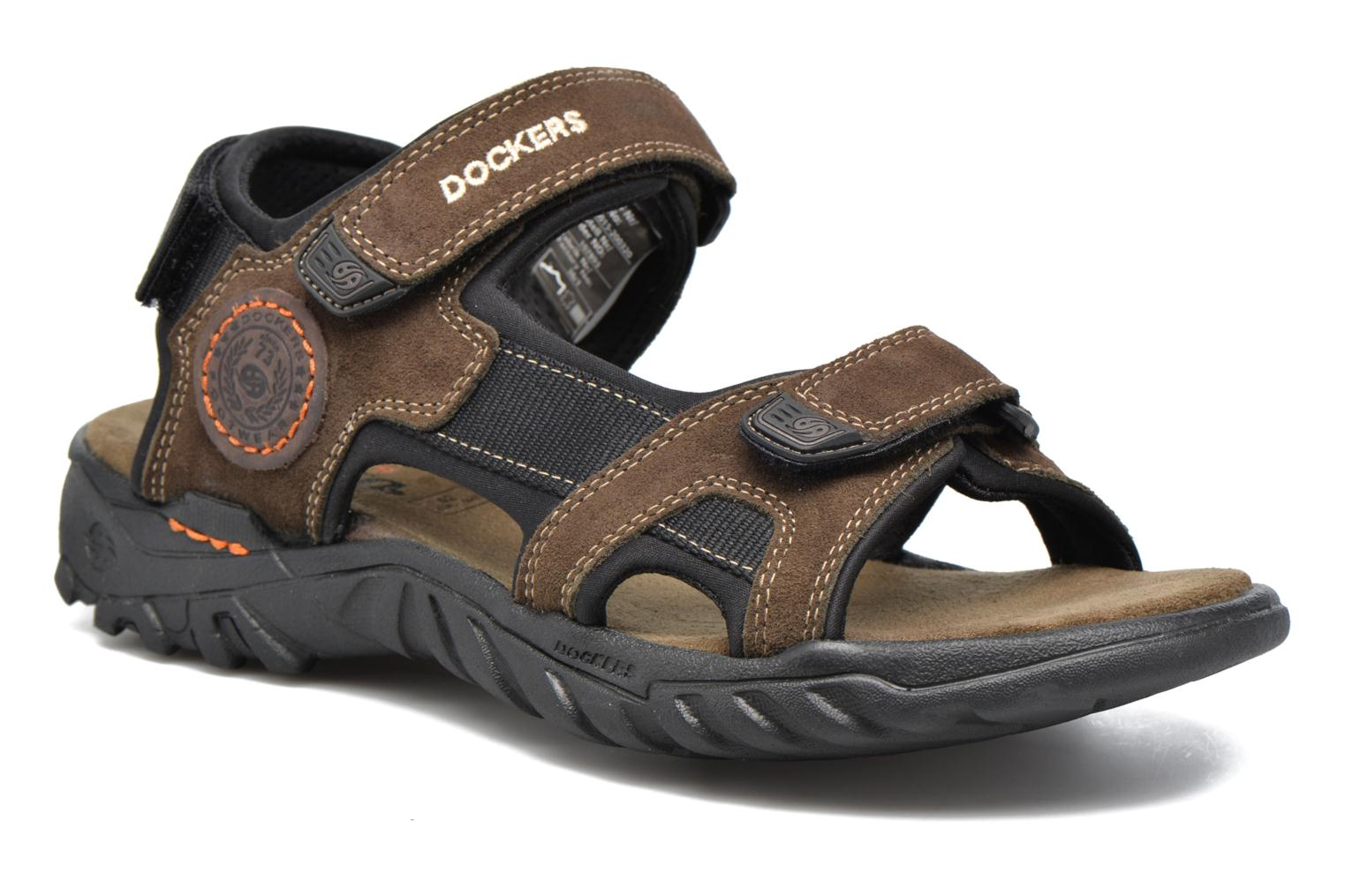 Marques Chaussure homme Dockers homme Léoni Cafe