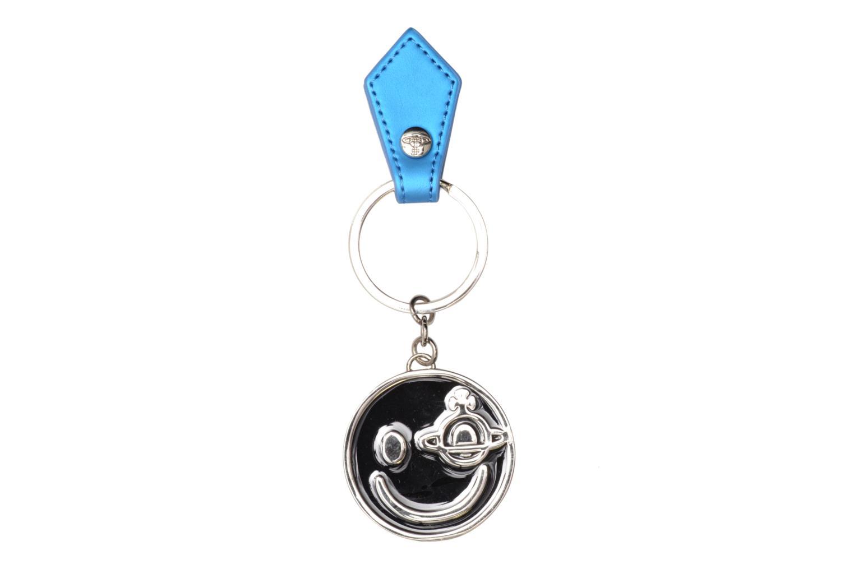 Smiley Key ring Gadget Blue