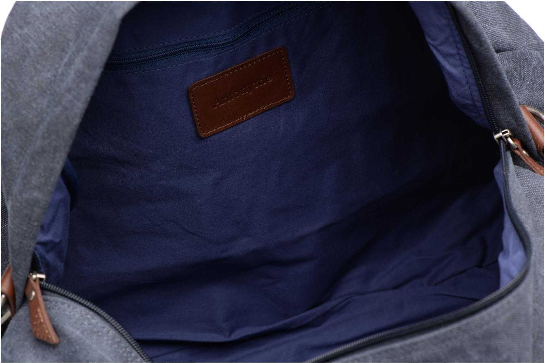 Reisegepäck Antonyme by Nat & Nin Dries blau ansicht von hinten