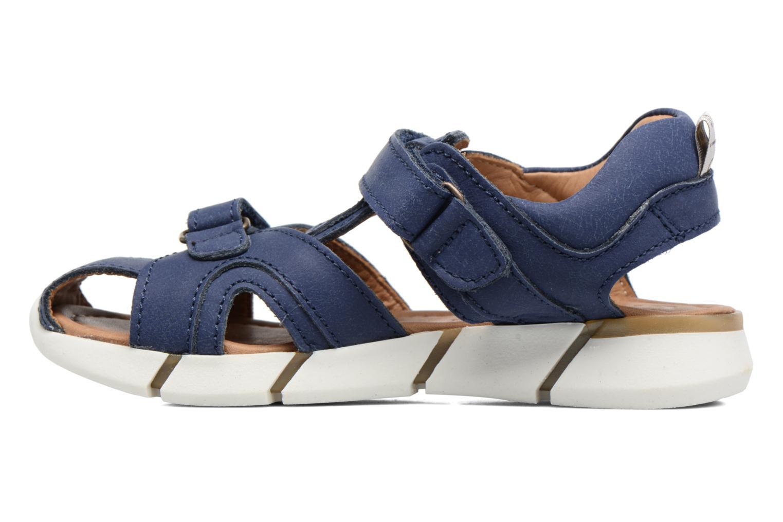 Sandales et nu-pieds Bisgaard Jorn Bleu vue face