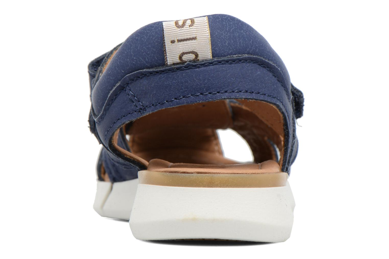 Sandales et nu-pieds Bisgaard Jorn Bleu vue droite