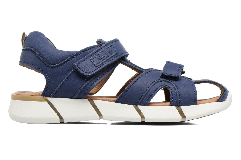 Sandales et nu-pieds Bisgaard Jorn Bleu vue derrière