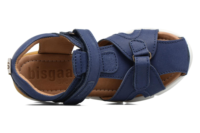 Sandales et nu-pieds Bisgaard Jorn Bleu vue gauche