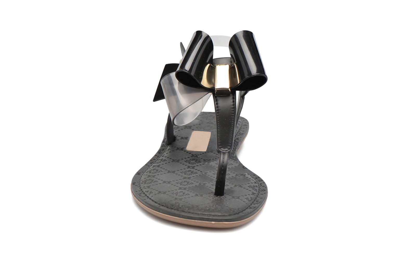 Sandals Grendha Sense sandal fem Brown model view