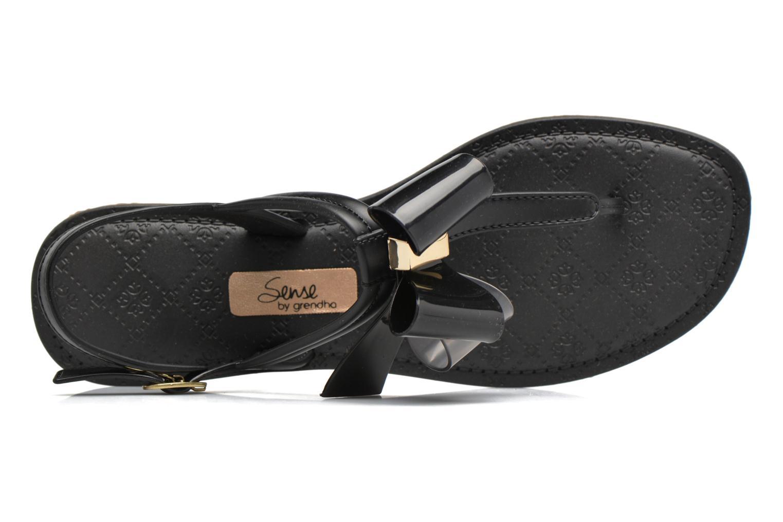 Sense sandal fem Black
