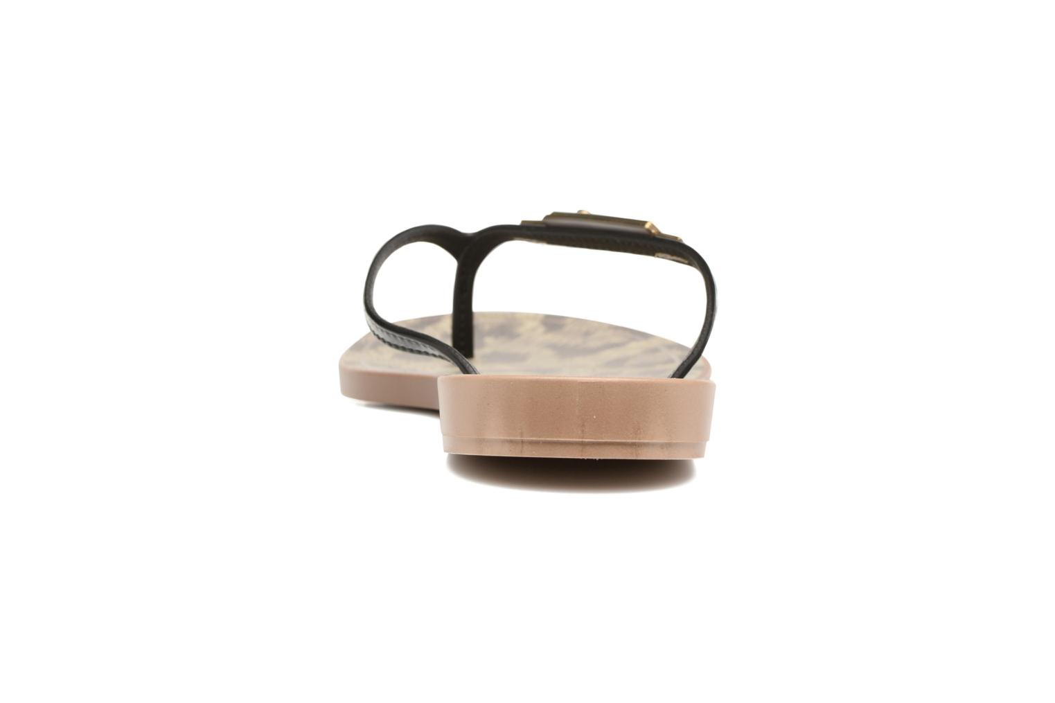 Flip flops Grendha Paixao Thong Black view from the right