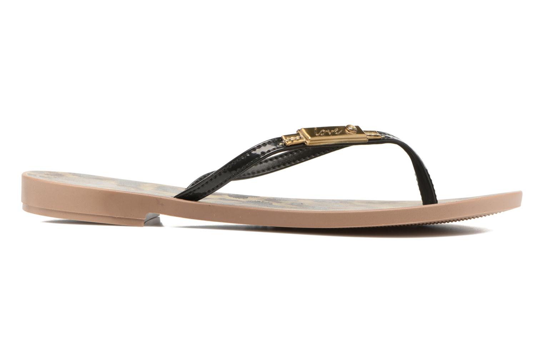 Flip flops Grendha Paixao Thong Black back view