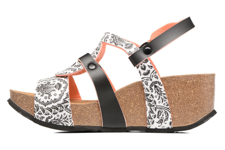 Sandales et nu-pieds Desigual SHOES_BIO 9 Multicolore vue face