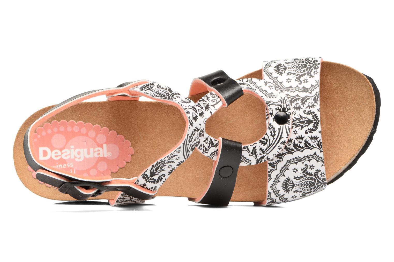 Sandales et nu-pieds Desigual SHOES_BIO 9 Multicolore vue gauche
