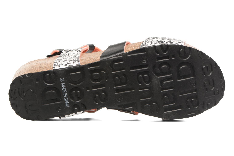 Sandales et nu-pieds Desigual SHOES_BIO 9 Multicolore vue haut
