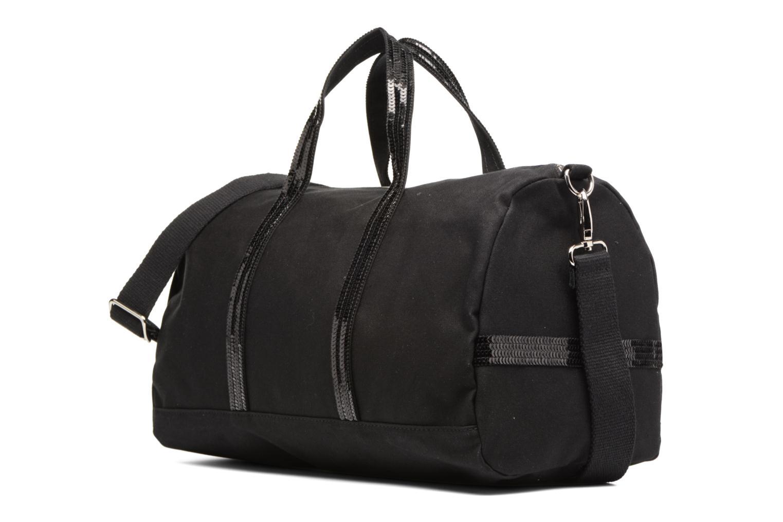 Sporttassen Vanessa Bruno Gym bag paillettes Zwart model