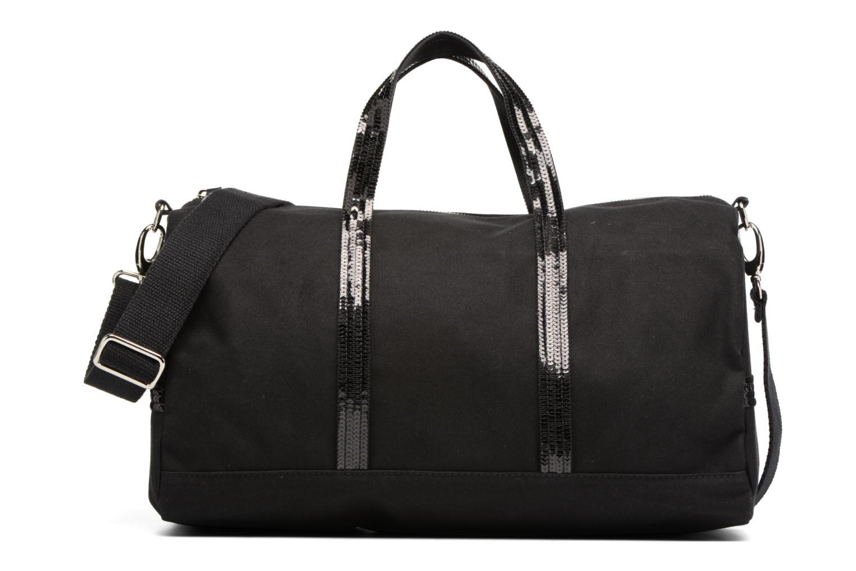 Sporttassen Vanessa Bruno Gym bag paillettes Zwart detail
