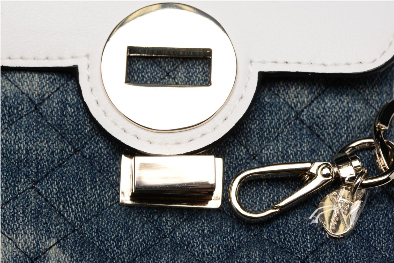 Divers Guess WILSON Keychain Bleu vue derrière