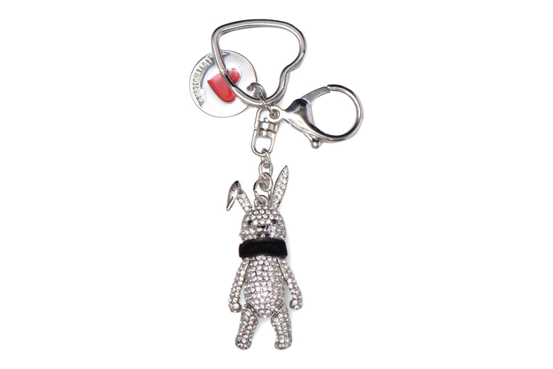 Divers Love Moschino Keyholders Bunny Argent vue détail/paire