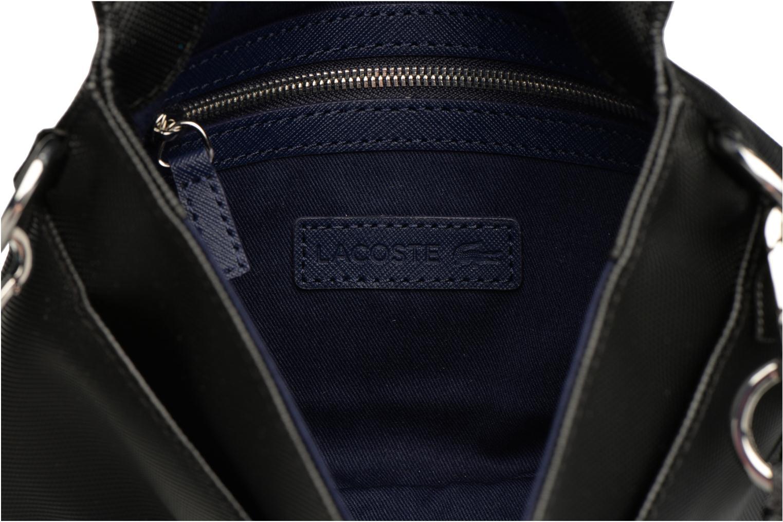 Sacs à main Lacoste Daily Classic Crossover bag S Noir vue derrière