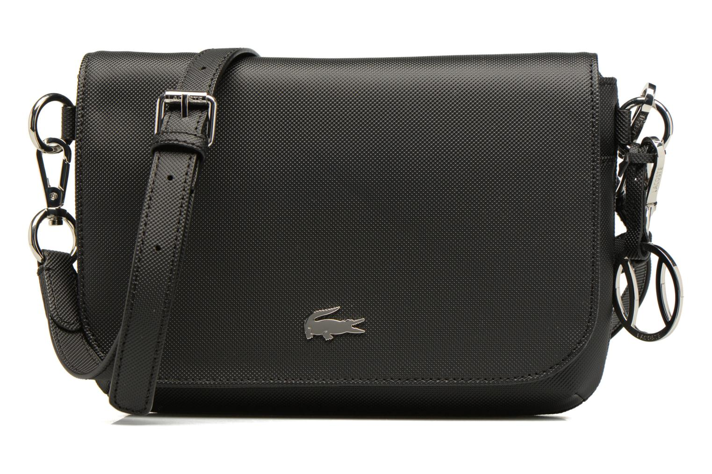 Sacs à main Lacoste Daily Classic Crossover bag S Noir vue détail/paire