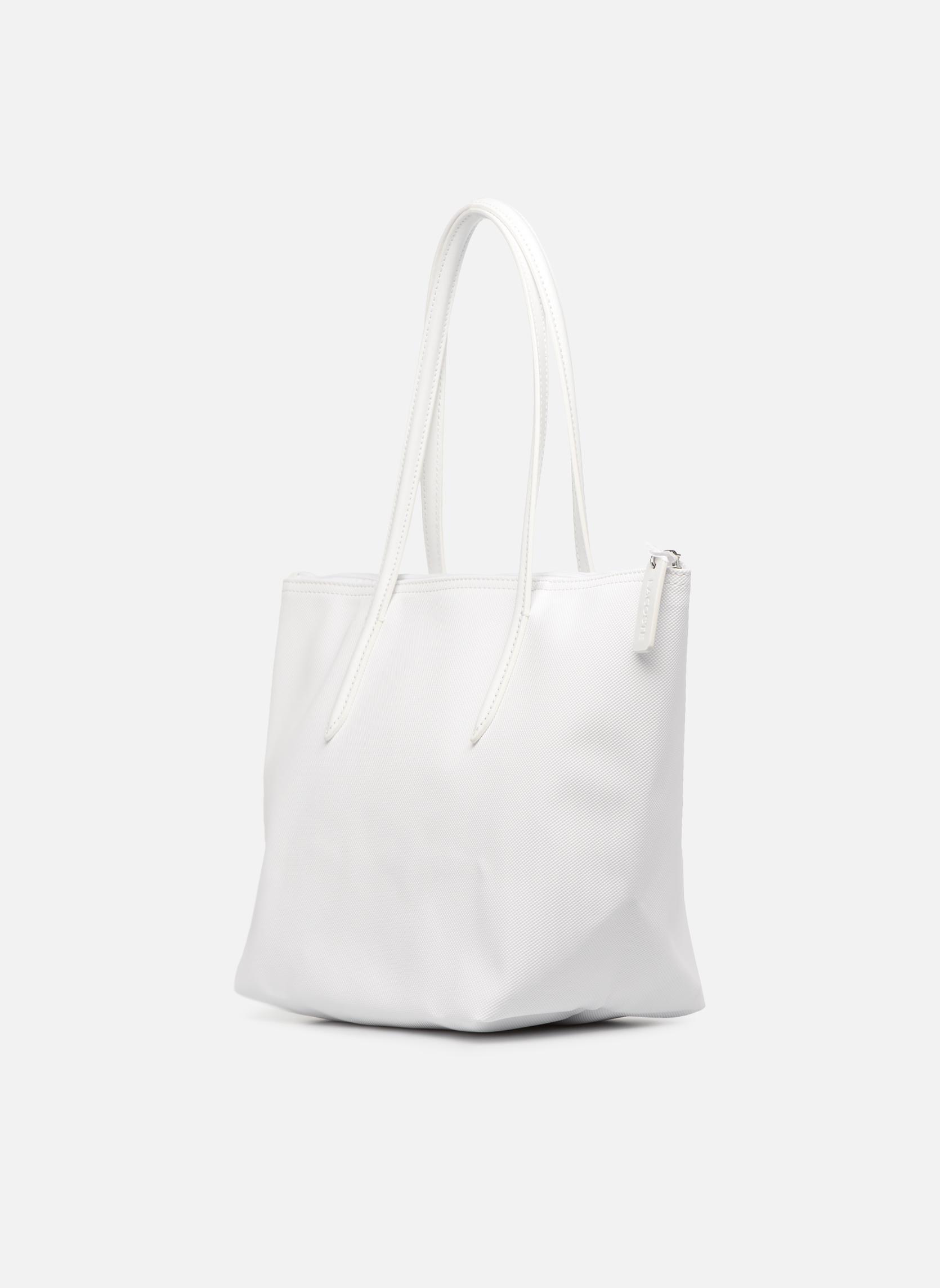 L1212 Shopping bag S Bright white