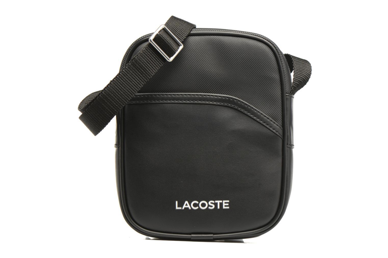 Sacs homme Lacoste Ultimum Vertical Camera bag S Noir vue détail/paire