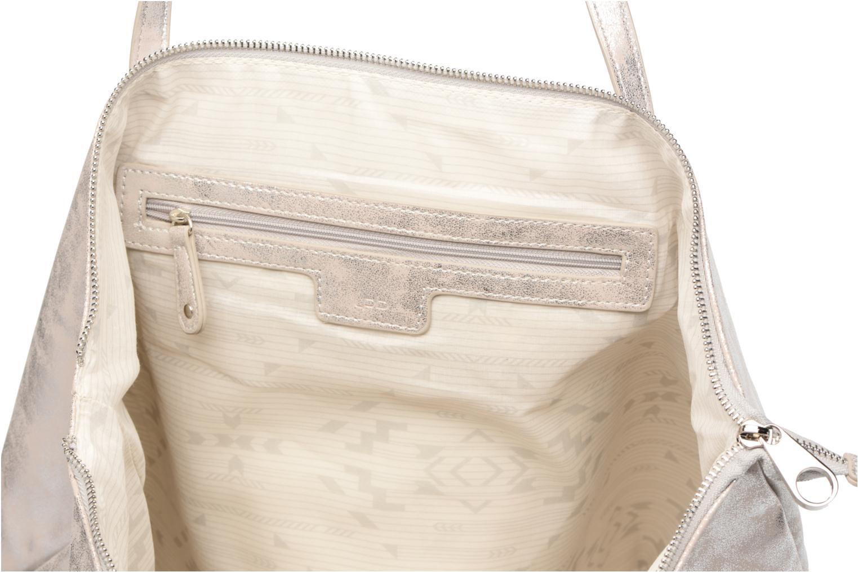 Håndtasker Les P'tites Bombes Sac découpe laser Sølv se bagfra