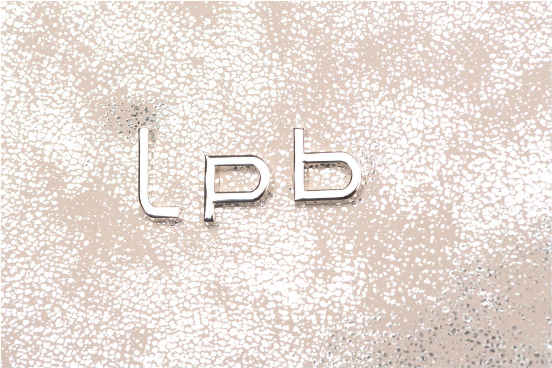 Håndtasker Les P'tites Bombes Sac découpe laser Sølv se fra venstre