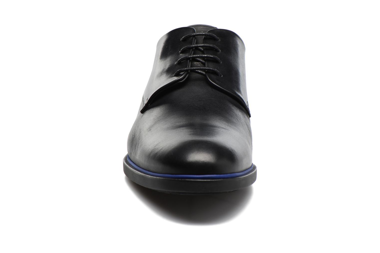 Chaussures à lacets Kenzo Walt Noir vue portées chaussures