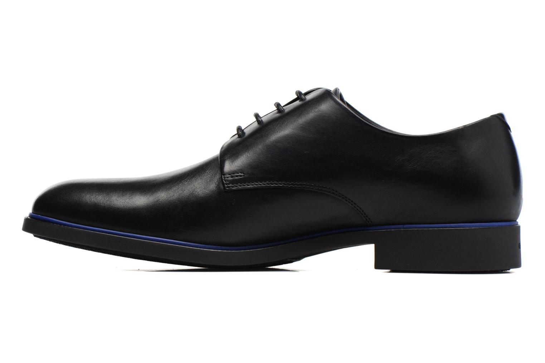 Chaussures à lacets Kenzo Walt Noir vue face
