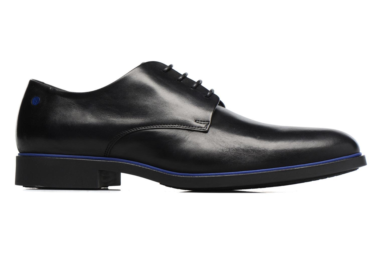 Chaussures à lacets Kenzo Walt Noir vue derrière
