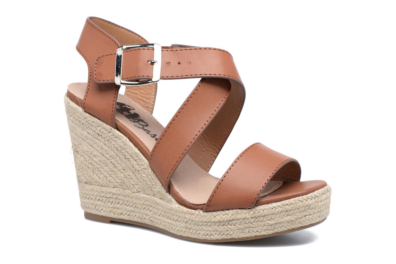Sandales et nu-pieds Xti Esthy 33489 Marron vue détail/paire