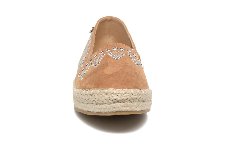 Espadrilles Xti Kaldé 46907 Marron vue portées chaussures