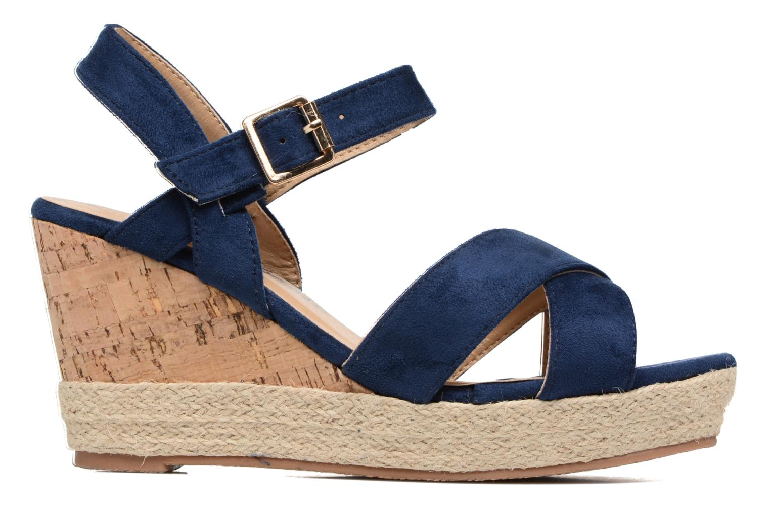 Sandals Xti Issum 33450 Blue back view
