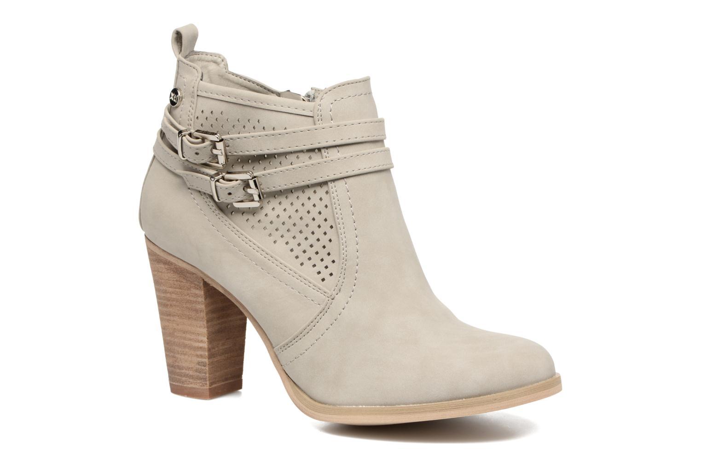 Zapatos promocionales Xti Maza 46525 (Gris) - Botines    Descuento de la marca