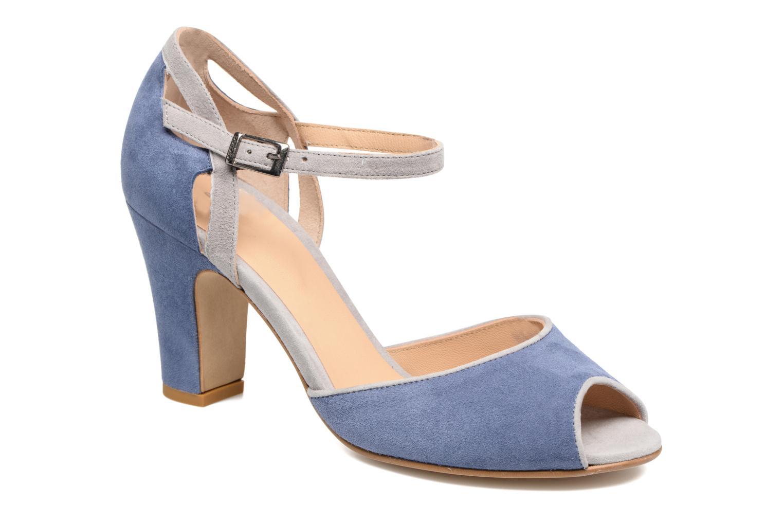 Zapatos promocionales Perlato Aladéa (Azul) - Sandalias   Cómodo y bien parecido