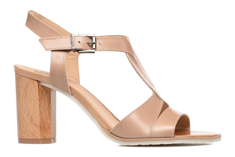 Sandales et nu-pieds Perlato Lubia Beige vue derrière