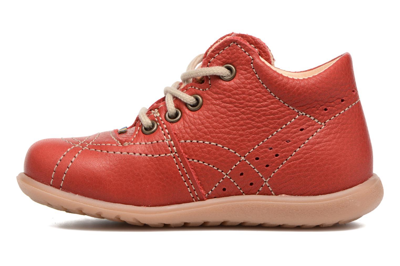 Bottines et boots Kavat Edsbro EP Rouge vue face