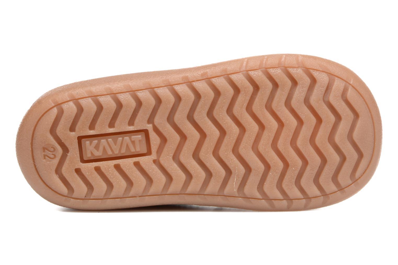 Bottines et boots Kavat Edsbro EP Rouge vue haut