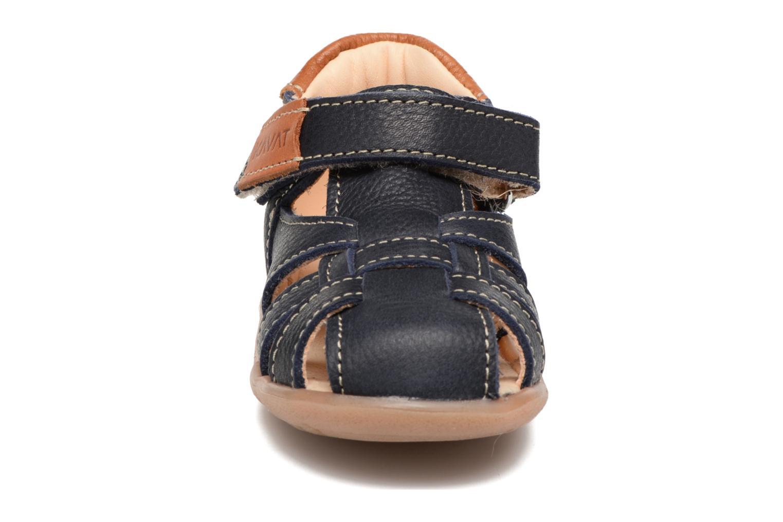 Sandales et nu-pieds Kavat Rullsand EP Bleu vue portées chaussures