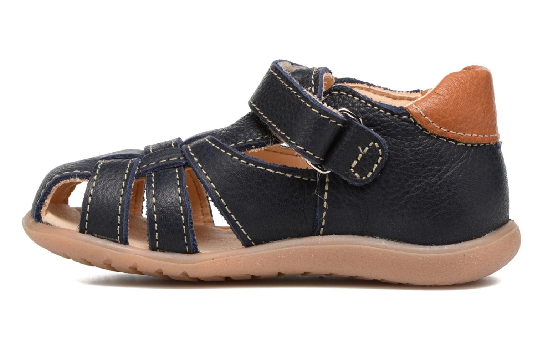 Sandales et nu-pieds Kavat Rullsand EP Bleu vue face