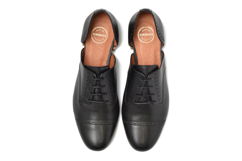 Chaussures à lacets Made by SARENZA Mariachichi #3 Noir vue portées chaussures