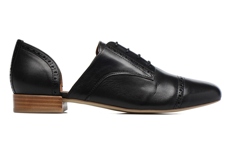 Chaussures à lacets Made by SARENZA Mariachichi #3 Noir vue détail/paire