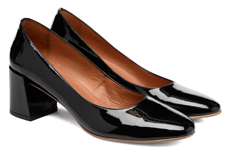 Høje hæle Made by SARENZA Rock-a-hula #11 Sort se bagfra