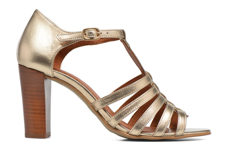 Sandales et nu-pieds Made by SARENZA Frida Banana #12 Or et bronze vue détail/paire