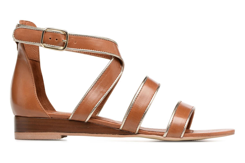 Zapatos promocionales Made by SARENZA Bombay Babes Sandales Plates #6 (Marrón) - Sandalias   Venta de liquidación de temporada