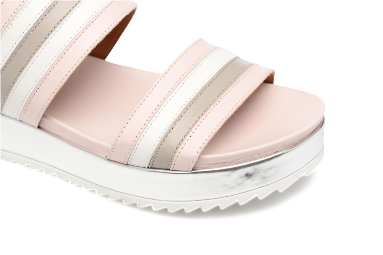 Sandales et nu-pieds Made by SARENZA Pastel Belle #7 Multicolore vue gauche
