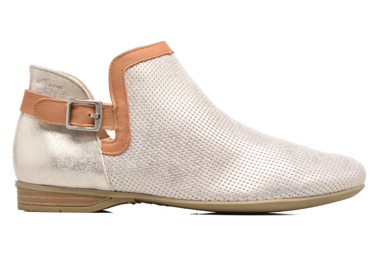Bottines et boots Dorking Candy 7051 Beige vue derrière