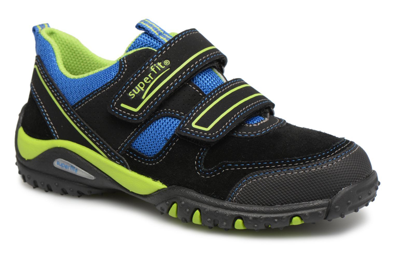 Sportssko Superfit Sport4 Sort detaljeret billede af skoene