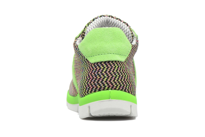 Baskets PEPINO Ryo Multicolore vue droite
